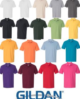 színes pólók